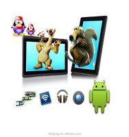 7 inch dual core 1GB/4GB tablet pc 3g sim card slot table pc games download