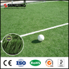 High density outdoor playground sports turf with different height