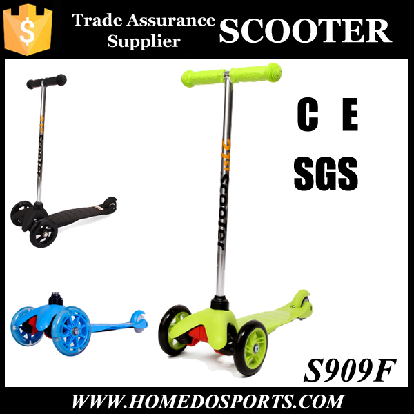 3 wheel scooter car / custom scooters