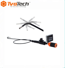 Flexible Tube with 4-Way Detection Waterproof Pole Pipe Sewer Camera Inspection for TVBTECH-H5806AL