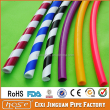 Manufacturer Supply 1.8Meters ROHS FDA Approved Colorful Fluorescent Smoking Water Pipe Hookah Hose Shisha Hookah Silicone Hose