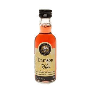 Damson Fruit Wine 5cl (Lyme Bay)