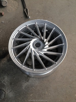 ZCC-304 precise pressurization alloy wheel for car
