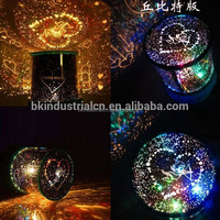 energy saving solar light Rotating Night Lights 2015 Modern design Mini