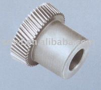 Helical bevel gear shaper cutters