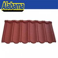 factory directly quality colorful stone coated metal roofing tile, steel roof, roof tile manufacturer