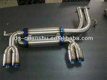 exhaust for BMW E46 M3 titanium muffler