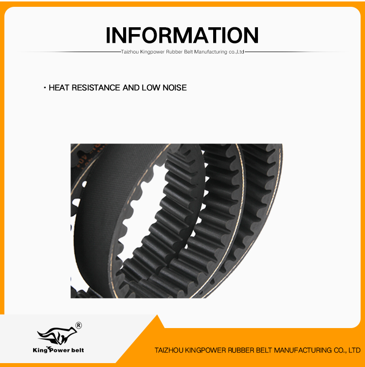 Taizhou Rubber Product Rubber Industrial V Belt For Machines Taizhou v belts manufacturers