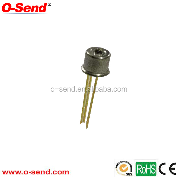 654nm diode laser 100mw 5.6mm low current