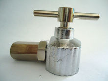 botton head grease fitting coupler with handle