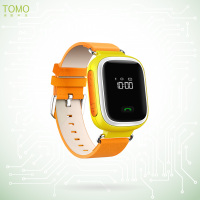 With SOS Emergency Call Anti Lost low cost Kids GSM GPS tracker android hand watch mobile phone