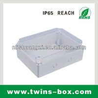 Transparent cover Electrical ABS Injection Plastic Box