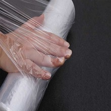 Clear Heat Shrink Plastic Film, Airtight Packing Shrink Wrap Film, Printable PE Packing Film