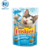 Low price organic cheap bag small cat food packaging