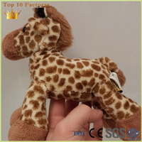 Giraffe full body toy dance simple puppet company finger puppets