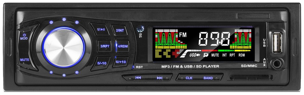 multi-function LCD display 7377/7388 FM transmitter car with FM transmitter