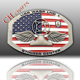 US belt buckle custom military blet buckles with cheap price