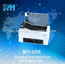 MY-U06 BEST! Portable Thermal Dental Sterilizer/Sterilization Equipment/Manicure Hairdressing Sterilizer(CE Certificate)