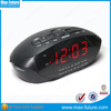 Classical 0.9' LED Alarm Clock Radio With Aux In Function(F-1771)