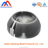 Polished Aluminum Die Casting Part With Cnc Machining