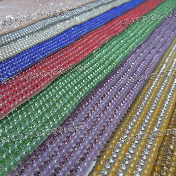 Rhinestone sticker sheets wholesale at factory price