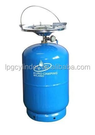 5kg China suppliers lpg gas cylinder price