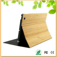 for ipad mini 2/3 bamboo case new products 2015 innovative product