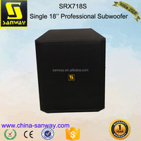 SRX718S Professional 18 Inch Subwoofer Speaker Box