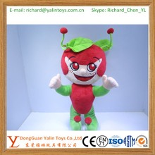 Cute fruit doll cloth dolls