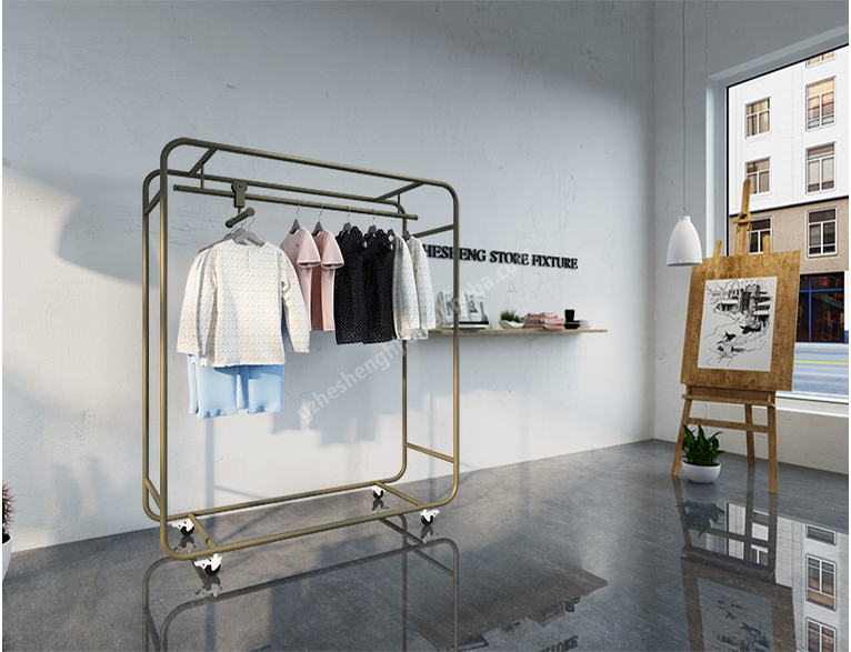 Gondola dispaly rack .childrenswear store fixtures. luxury style HC07Z03