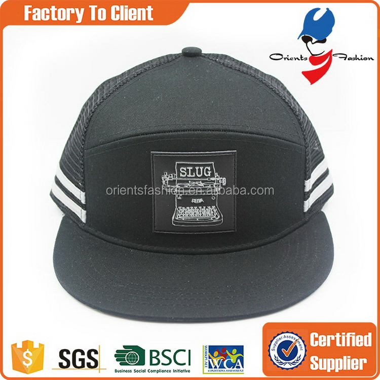 Cheap Crazy Selling travel bag 6 panel hat