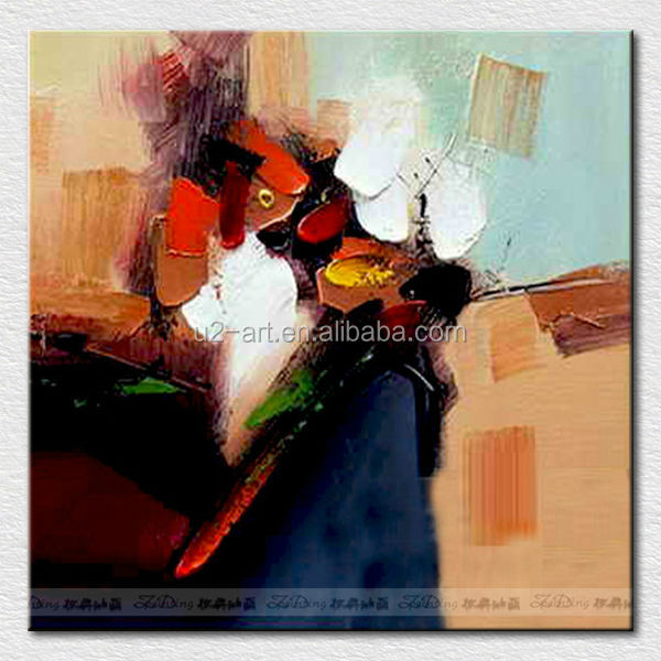 Wholesale wall <strong>decoration</strong> abstract art painting for hotel room wall <strong>decoration</strong>