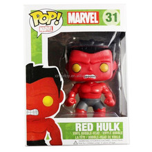 "New in Box Funko Pop Vinyl Figure Marvel Universe super hero Bobble-Head Figure 4"" Collectible Toy Action Figure"