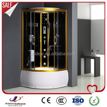 Indoor steam sauna shower room
