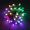 Full color waterproof IP68 rated digital pixels 12mm square UCS1903 DC12V christmas lights