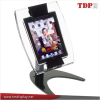 deluxe acrylic table stand for mobile phone