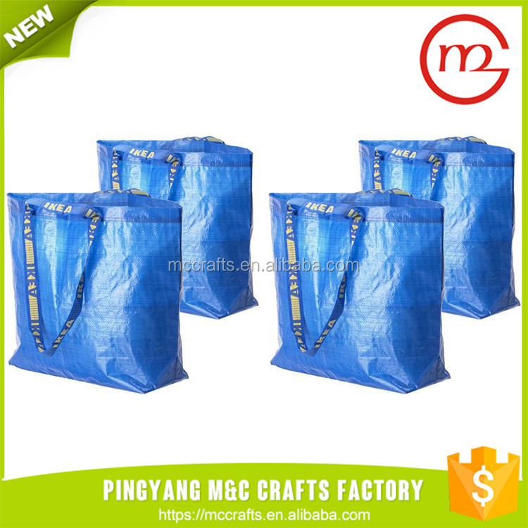 Wholesale foldable great material hotsale polyester shopping bag