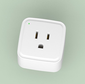 2018 Newest square Wifi Smart socket plug US with Amazon Alexa,Google Home IFTTT