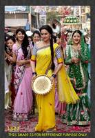 Triveni Sonakshi's at the movie promotion of Dabang 2 1327