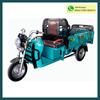 Pollution Free 400KG Loading Capacity Electric Tricycle for Cargo Transportation