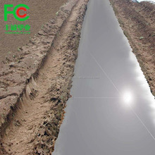 Customized Agricultural Black and White Plastic Mulching Film /biodegradable plastic mulch