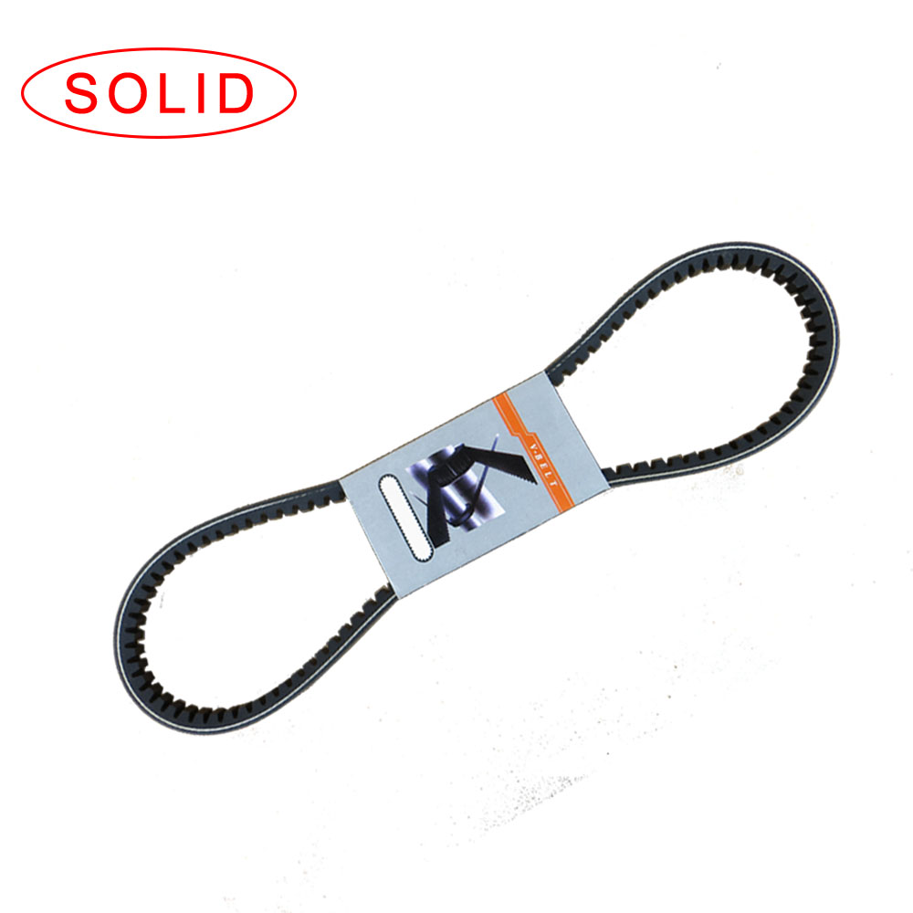 High quality SOLID synchronous cogged v-belt