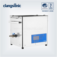 Bulk buy from china market 10L tube cleaning equipment ultrasonic cleaning system for SUS tube and pipe fittings washing