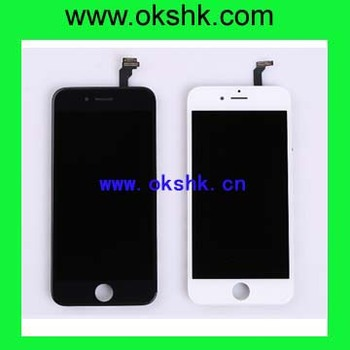 New arriva for iphone 6 lcd , for iphone 6 lcd with glass .for iphone 6 lcd