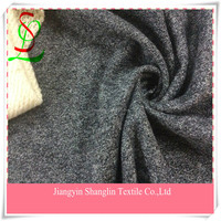 Fashion Boiled wool fabric for coats