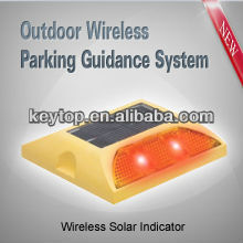 Wireless Solar parking status indicator