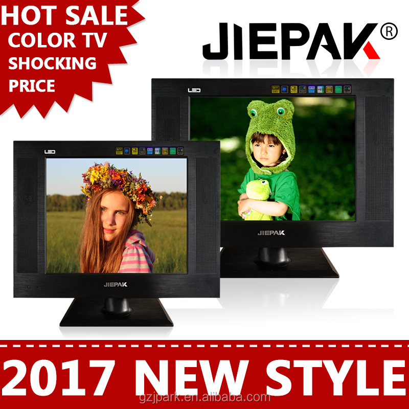 2017 Hot sale Color TV Factory price LED Screen for Computer with USB HD 1080P remote contorl