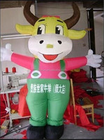 Huizun new product advertisement inflatable cartoon for sale
