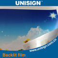 Unisign Water proof construction Hot Laminated Backlit Flex Banner Design