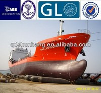 CCS certificate use for vessel parts durable docking airbag